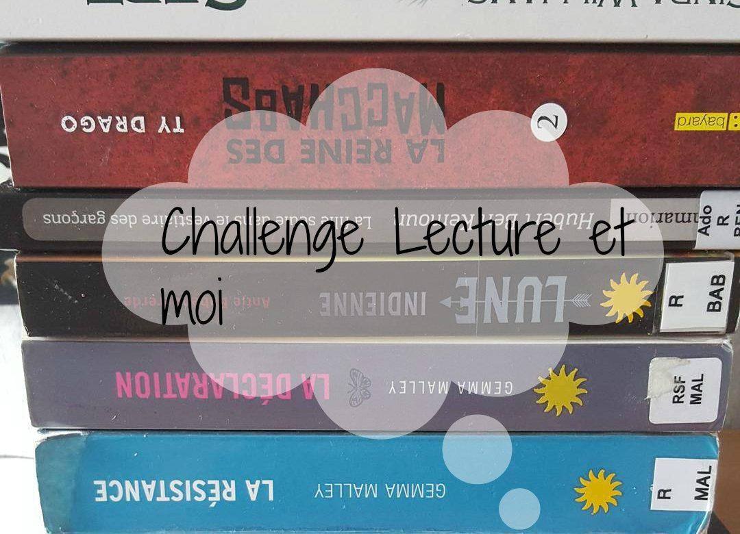 Pourquoi Je N Aime Pas Les Challenges Lecture La Pomme Qui