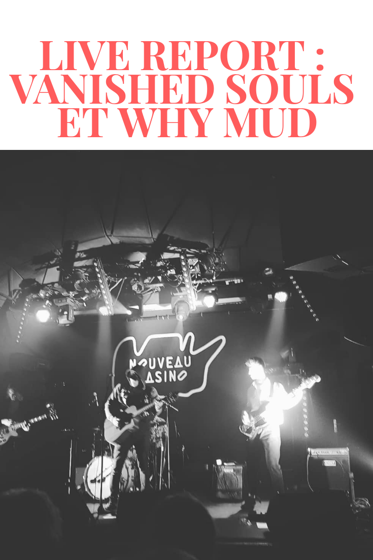 Live report: Why mud et Vanished Souls