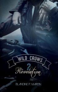 Mon avis sur Wild crows Tome 2 de Blandine P. Martin