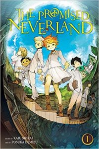 The Promised Neverland de Kaiu Shirai et Posuka Demizu