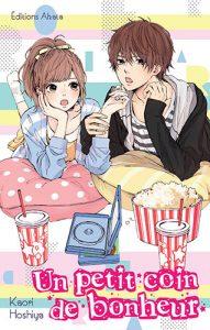 Manga : Un petit coin de bonheur de Kaori Hoshiya
