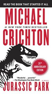 Jurassic Park de Michael Crichton