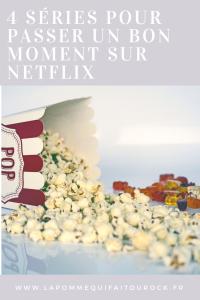 4 séries pour passer un bon moment sur Netflix