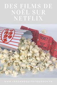 Des films de noël sur Netflix pinterest