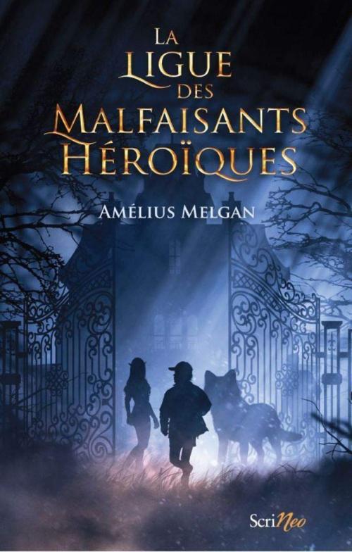 La ligue des malfaisants héroïques d'Amélius melgan